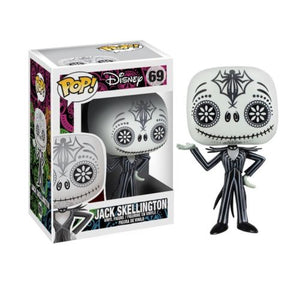Funko POP! Disney: Day of the Dead- Jack Skellington