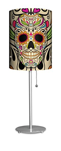 Lampables Pop Collection (Sugar Skull) - Table Desk lamp