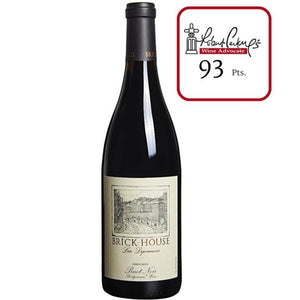 2014 Brick House Pinot Noir Les Dijonnais – Ribbon Ridge Oregon