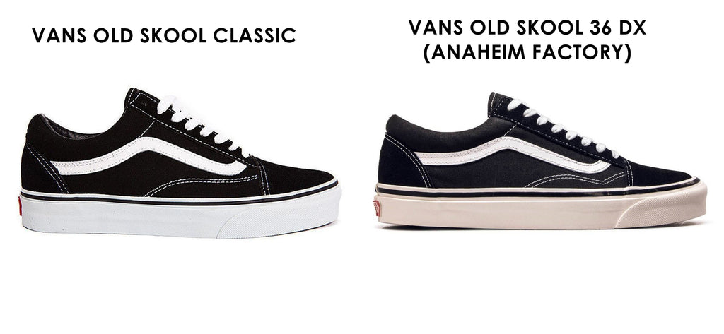 Vans Old Skool Anaheim Factory - VGeneration.ro