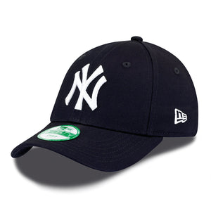 NEW ERA Sapca Copii 9Forty Mlb League Basic New York Yankees Copii Albastru - Vgeneration