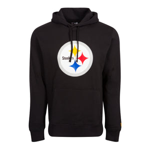 NEW ERA Hanorac Nfl Nos Hoody  Pittsburgh Steelers Blk Negru - Vgeneration