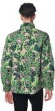 BARBATI NEW ERA Camasa Ne90052Sp15 Jungle Shirt Jacket Lmg Multicolor - vgeneration.ro