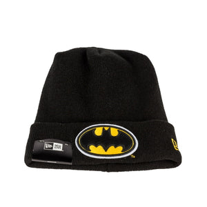 Caciula Team Essential Cuff Batman Negru