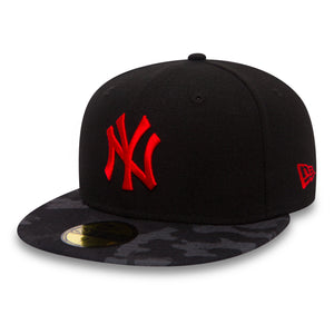 ACCESORII FEMEI, BARBATI NEW ERA Sapca Contrast Camo Fitted New York Yankees Xcmhtr Verde - vgeneration.ro