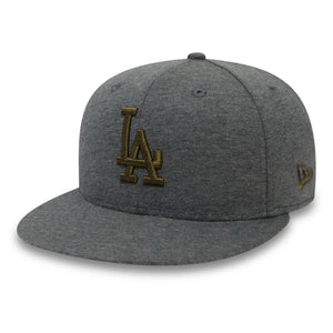 ACCESORII BARBATI NEW ERA Sapca Jers Esnl 59Fifty Los Angeles Dodgers Granov 738 Gri - vgeneration.ro