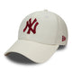 ACCESORII > SEPCI BARBATI NEW ERA Sapca Pre-Curved Fit 9Fifty New York Yankees Alb - vgeneration.ro