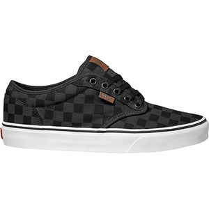 INCALTAMINTE > LOW-TOP BARBATI VANS Tenisi Atwood Checkerboard Negru - vgeneration.ro