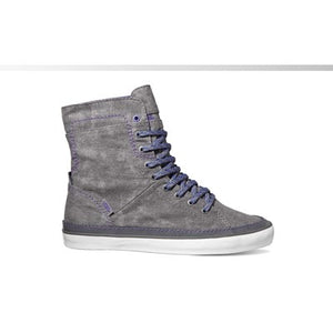 FEMEI VANS Tenisi Shilo (Weather Canvas) Gri - vgeneration.ro