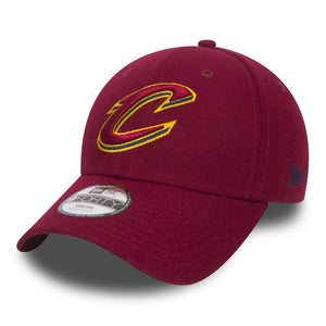 ACCESORII COPII NEW ERA Sapca Copii 9Forty The League Cleveland Cavaliers Burgundy - vgeneration.ro