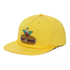 Sapca galbena Vans x The Simpsons Krusty Shallow Unstructured