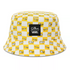 Palarie Bucket Vans x The Simpsons Check Eyes Multicolor