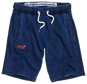 IMBRACAMINTE BARBATI SUPERDRY Pantaloni Scurti Orange Label Lite Short Negru - vgeneration.ro