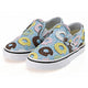Tenisi Bebelusi Classic Slip-On (Late Night) Sky Multicolor