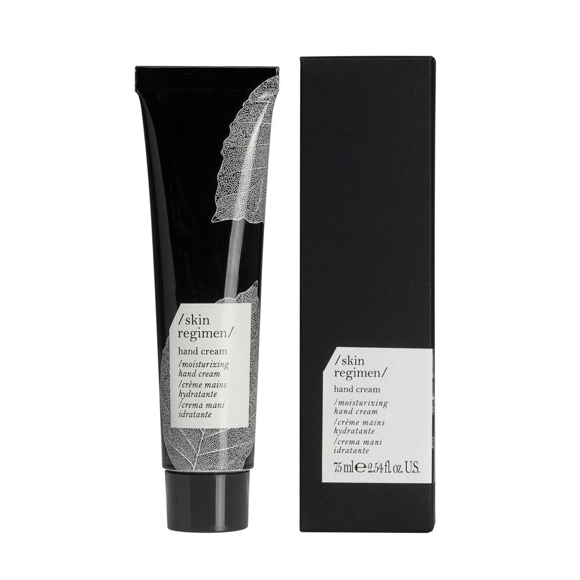 hand cream 75ml Skin regimen