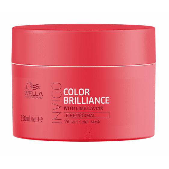 invigo brilliance mask djúpnæring wella 150ml