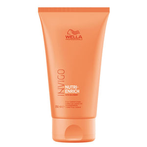 invigo enrich frizz control cream 150ml wella invigo