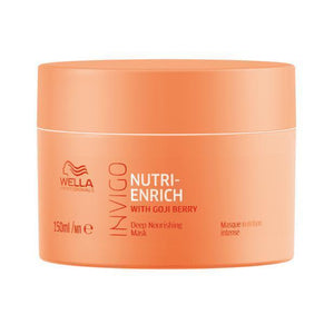 invigo enrich mask djúpnæring wella invigo travel size