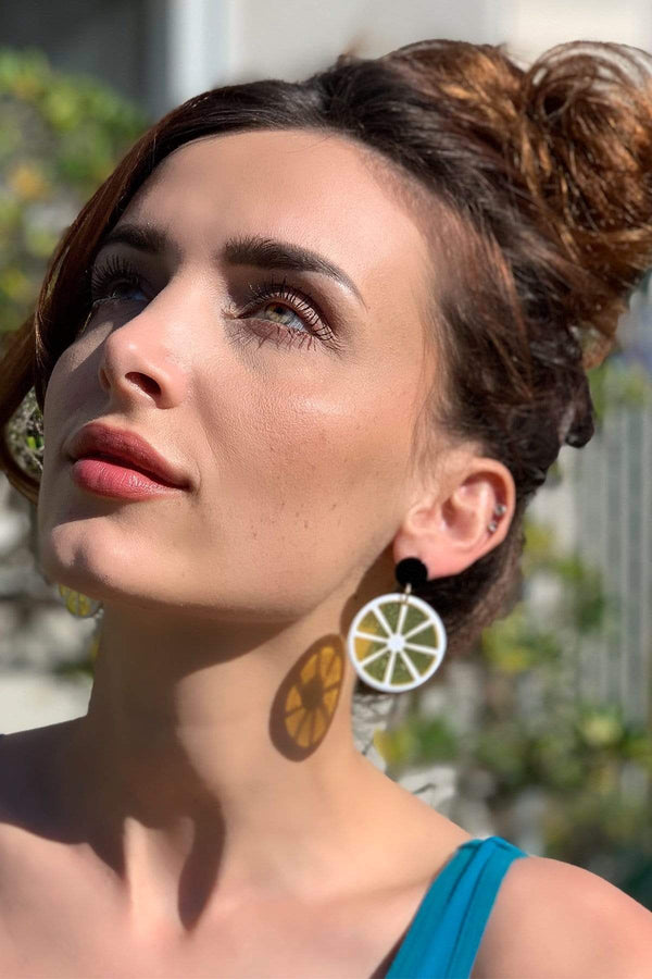 Citrus Earring - Eva Franco