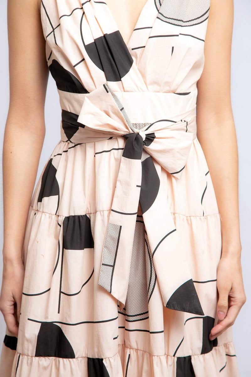 Eva Franco Dress Archer Dress - Blush Derby