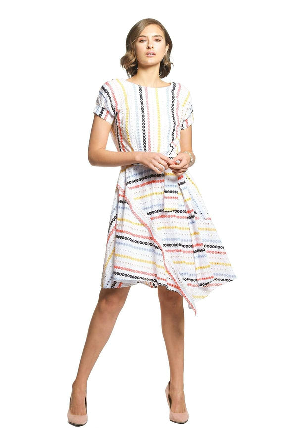 Eva Franco Dress Asby Dress - Candylands