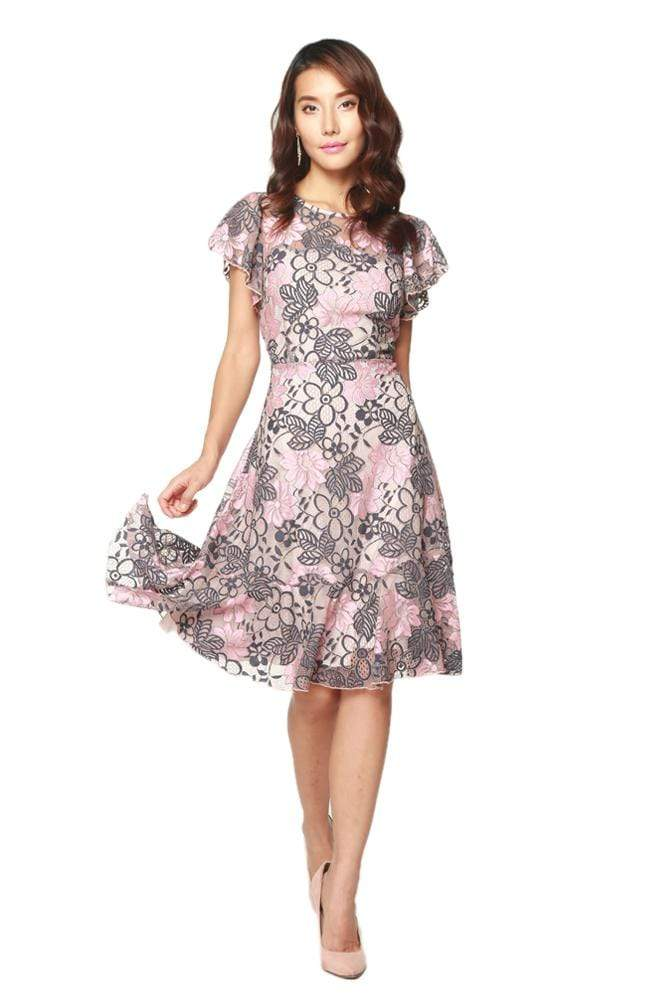 Eva Franco Dress Churchill Dress - Annabella Lace