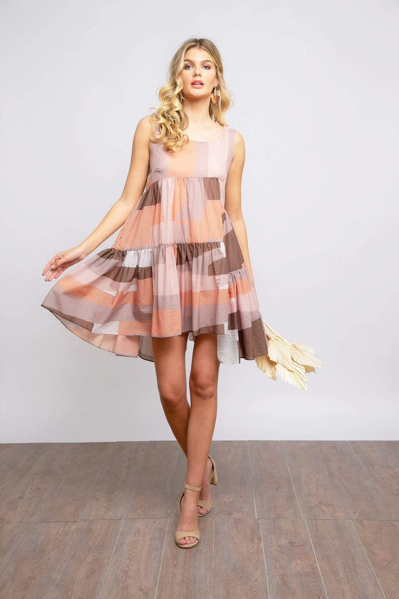 Coconinno Dress in Sunstone - Eva Franco