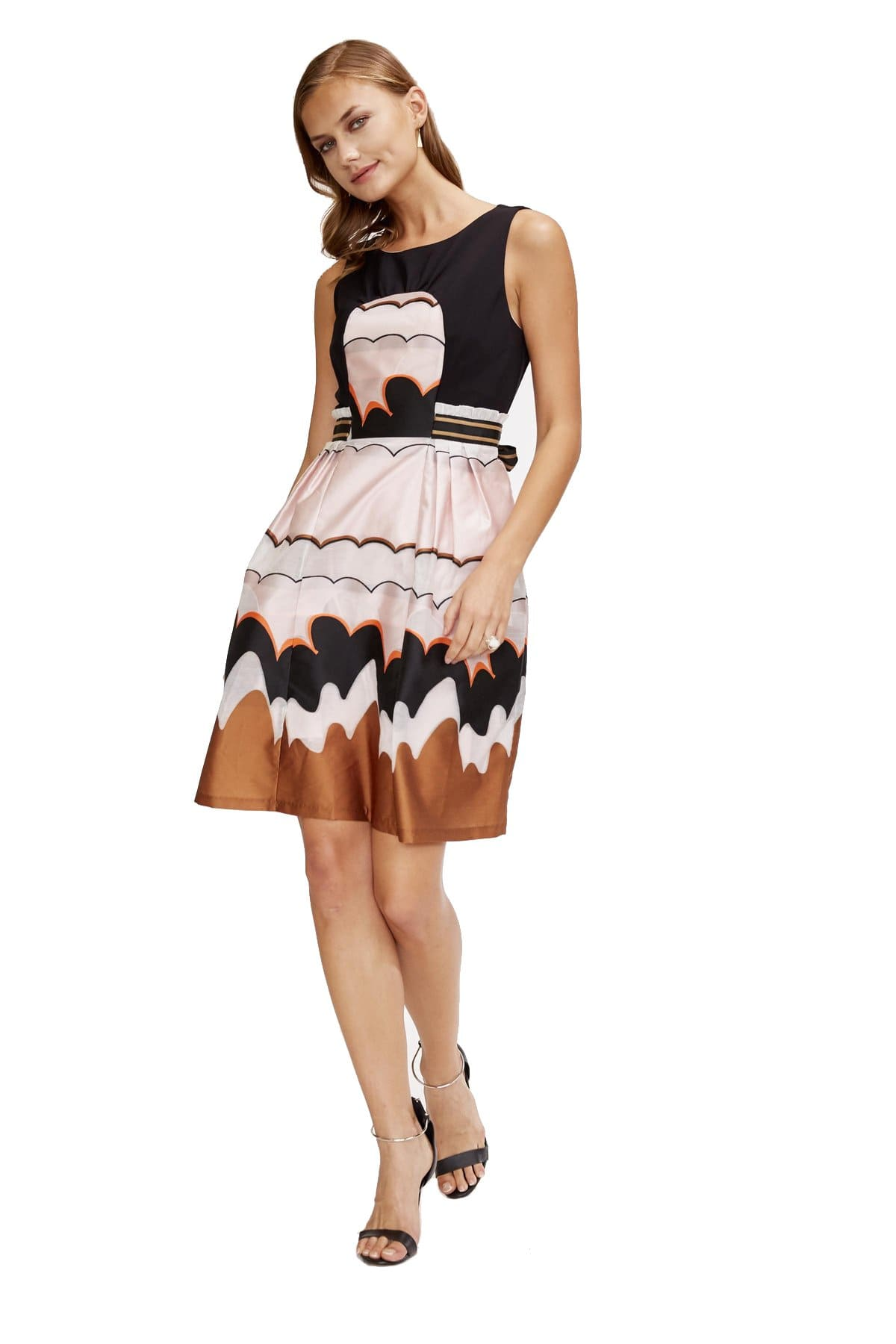 Eva Franco Dress Fondue Dress - Cakemelt