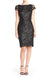 Eva Franco Dress Jamila Dress - Black Vine