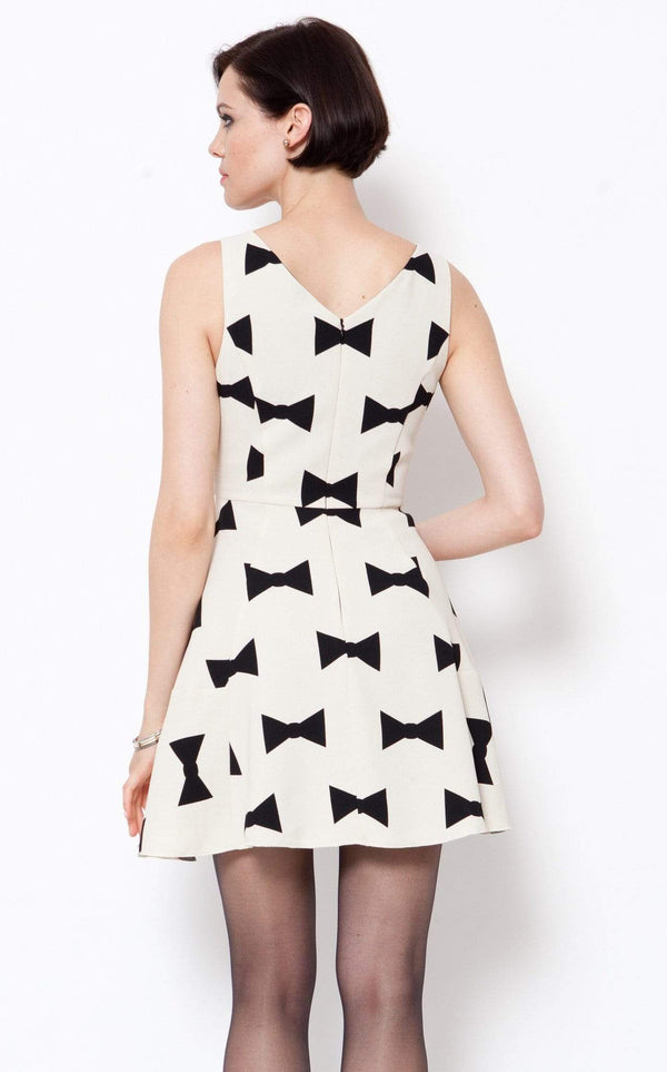 Ora Dress- Blush Bow - Eva Franco