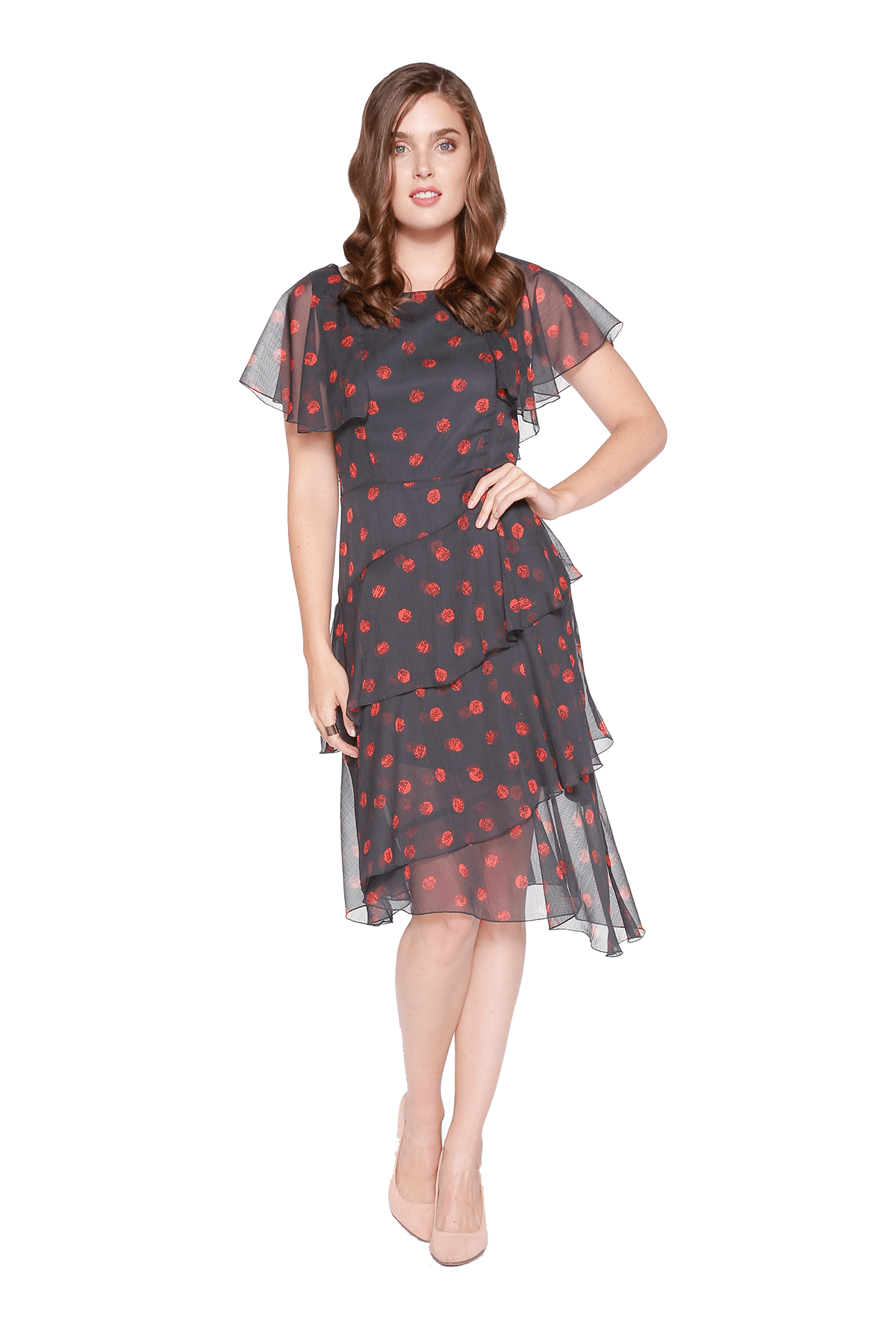 Eva Franco Dress Paula Dress - Chester Dot