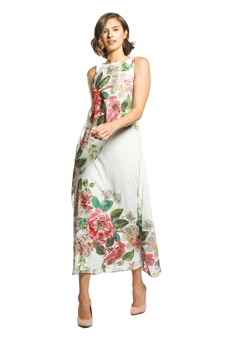 Eva Franco Dress Per Lila Dress - English Rose