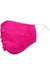 Eva Franco Mask Fuschia Petal Adult Mask