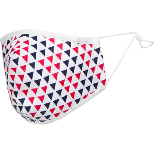 Triangles Adult Mask w/ Nose Wire