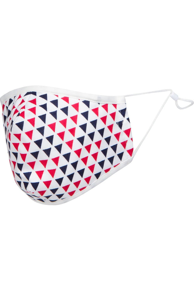 Triangles Adult Mask w/ Nose Wire 1