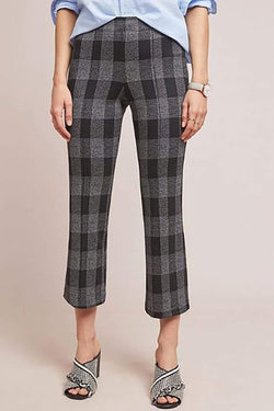 Berlin Knit Tailored Crop Pant
