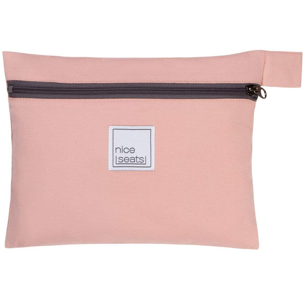 Airplane Seat Cover in Blush - Free Mask with purchase
