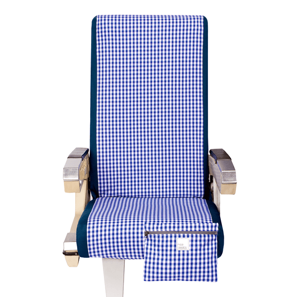 Airplane Seat Cover in Check Me Out - Free Mask with purchase
