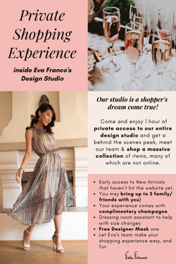 Private Shopping Experience - Eva Franco