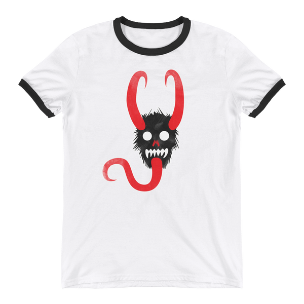 Krampus Ringer T-Shirt