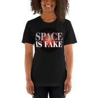Space is Fake T-Shirt