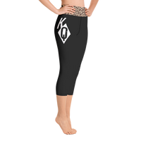 Kiki Quinn Yoga Capri Leggings