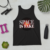 Space is Fake Tank Top