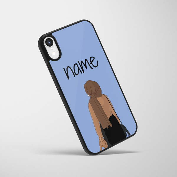 Companion In The Evening iPhone Case