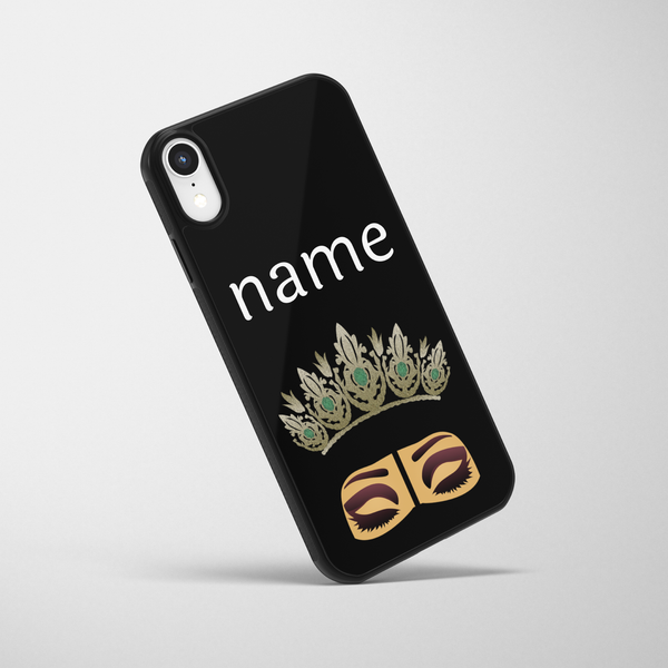 Personalised Emerald Queen Samsung Case