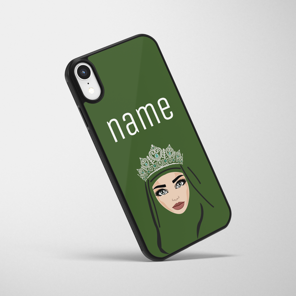 Personalised Royalty iPhone Case