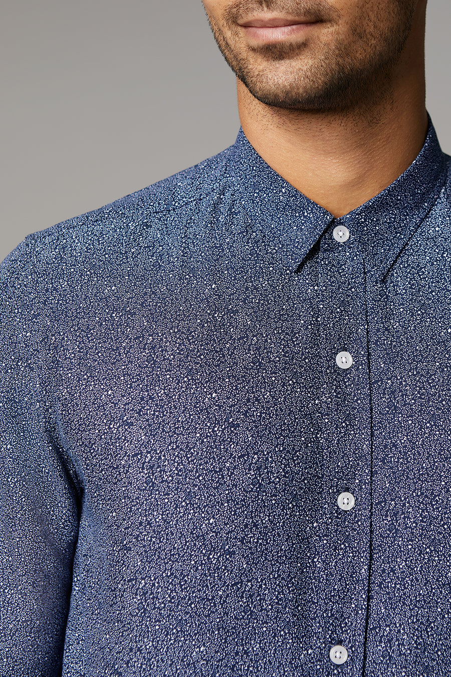 Ryan Ditsy Speckled Shirt