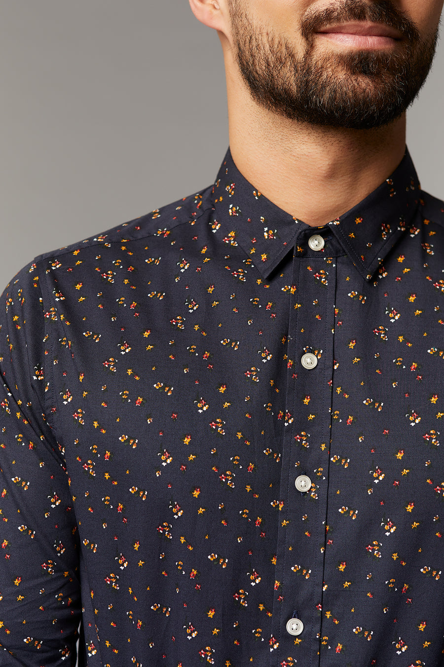 Ryan Ditsy Flower Shirt