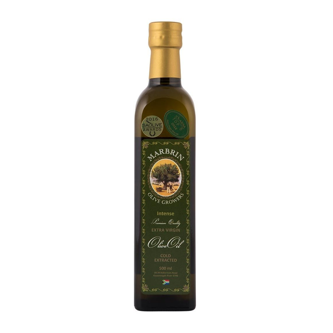 Marbrin Delicate Extra Virgin Olive Oil (500ml)