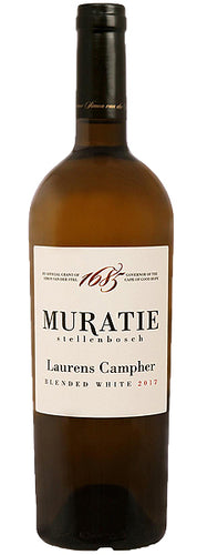 Muratie Laurens Campher White Blend 2018 (6 bottles)